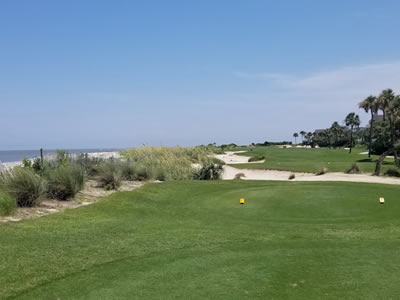 Wild Dunes Isle of Palms Golf