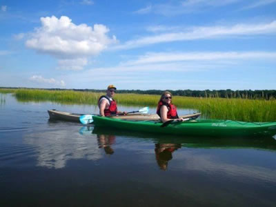 Isle of Palms Kayaking and Canoeing