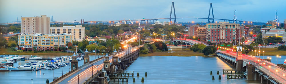 Isle of Palms & Charleston Tours